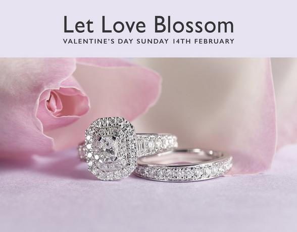 Valentine's Day 2021 at Ernest Jones