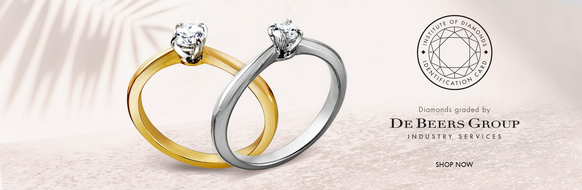 The De Beers Collection at Ernest Jones