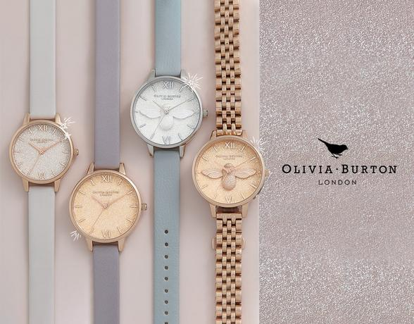 Time To Sparkle With Olivia Burton