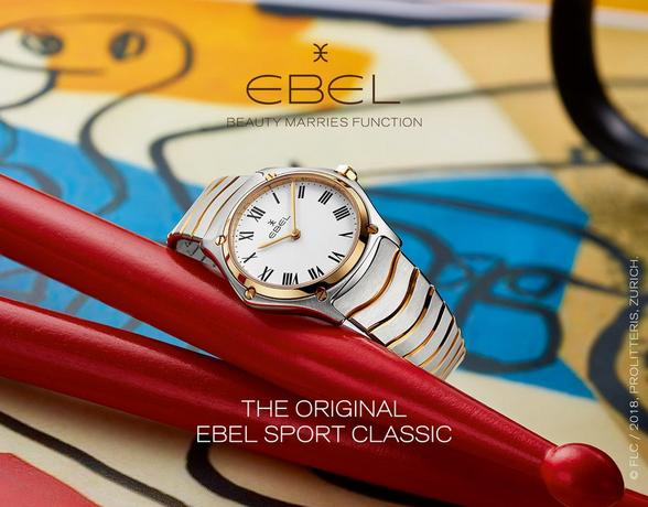 Ebel Watches at Ernest Jones