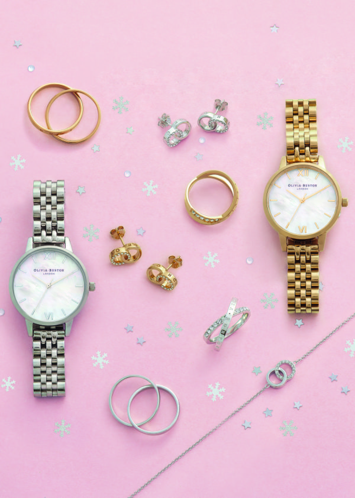 Olivia Burton Watch and Jewellery