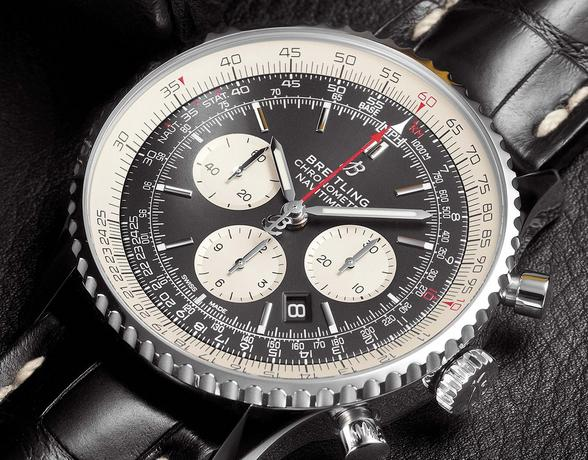 Breitling Navitimer at Ernest Jones