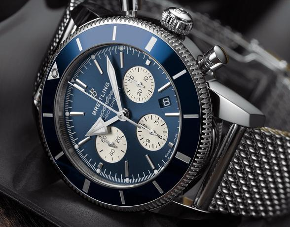 Breitling Superocean Heritage watches at Ernest Jones
