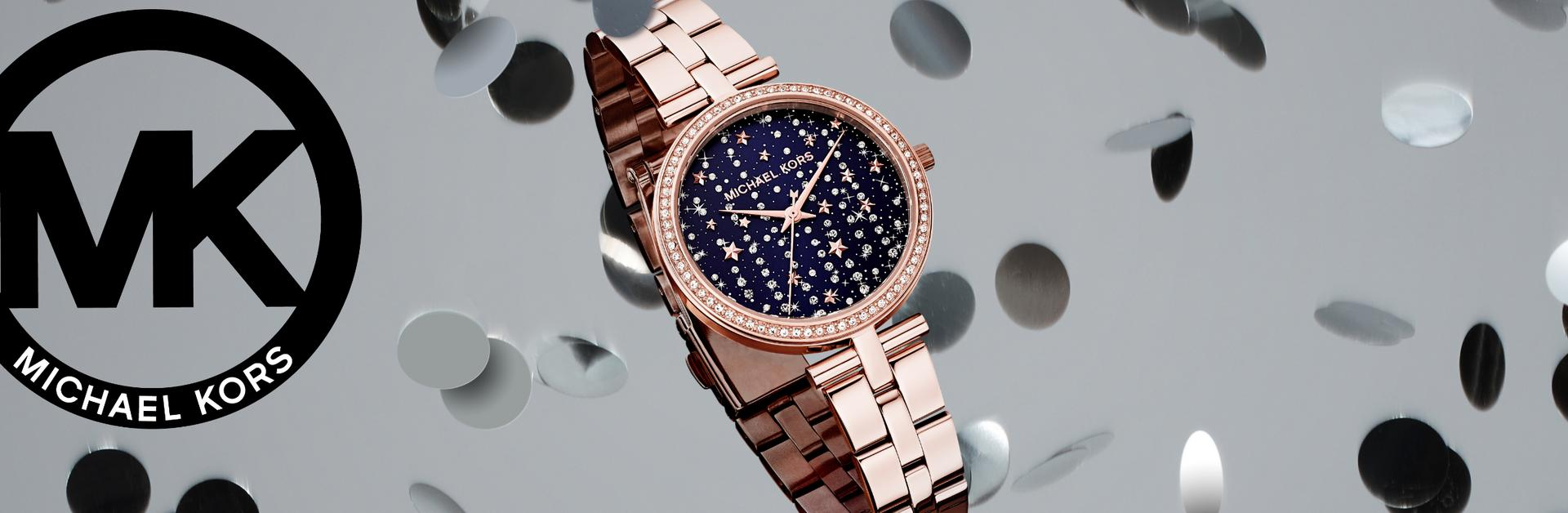 Michael Kors watches for ladies at Ernest Jones