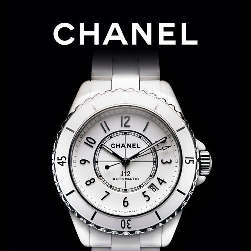 The New CHANEL J12