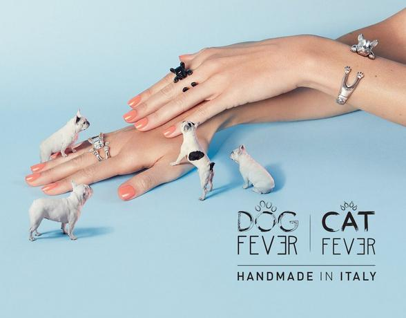 Dog Fever and Cat Fever - Jewellery Handmade in Italy