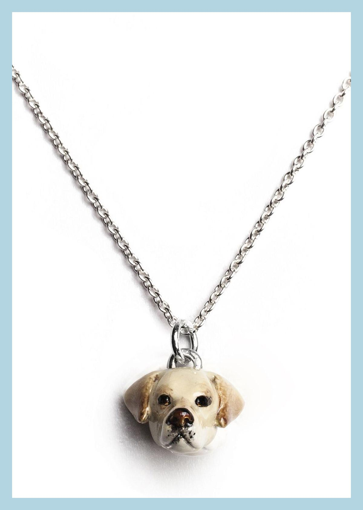 Dog Fever Labrador Retriever Pendant