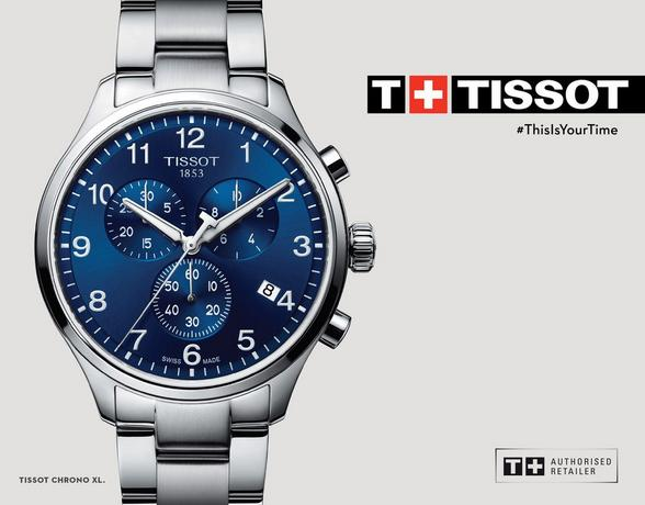 Tissot Watches - Official Timekeeper for the 6 Nations