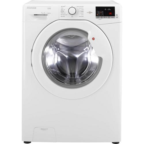 hoover hl1572d3 7kg 1500 spin washing machine white a rated