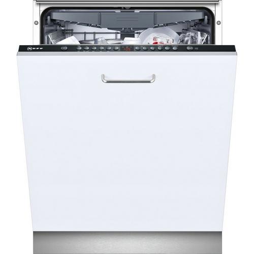 Neff S513M60X2G Integrated Full Size Dishwasher - Black