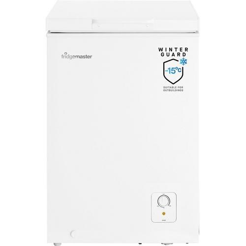 Fridgemaster MCF95 55cm 95 Litre Chest Freezer - White - A+