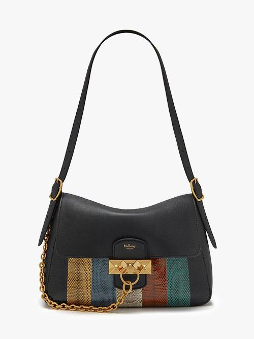 Mulberry Keeley Multi-Coloured Ayers Stripes