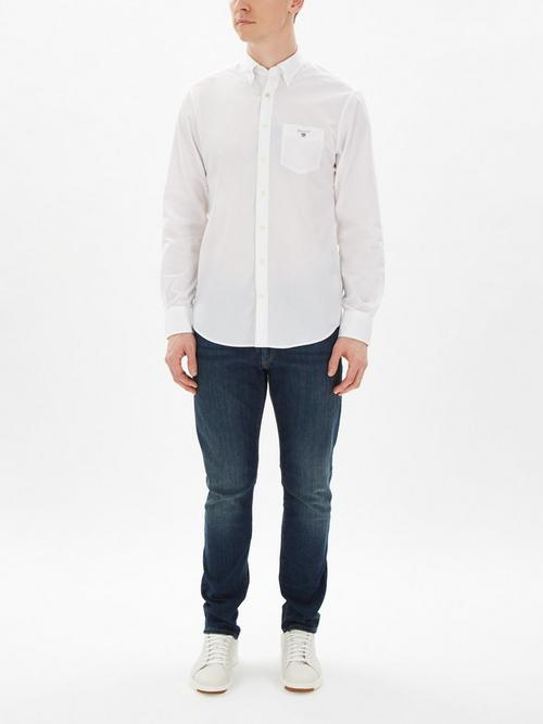 GANT Regular Fit Broadcloth Shirt