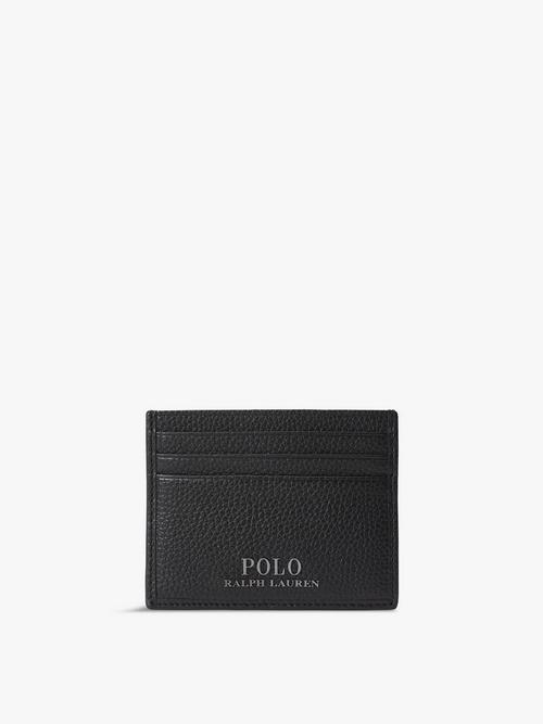 Polo-Ralph-Lauren-Pebbled-Card-Holder