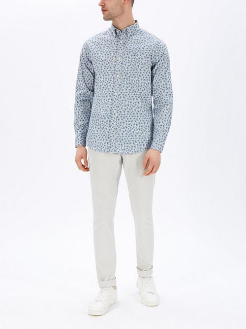 GANT Regular Paisley Shirt