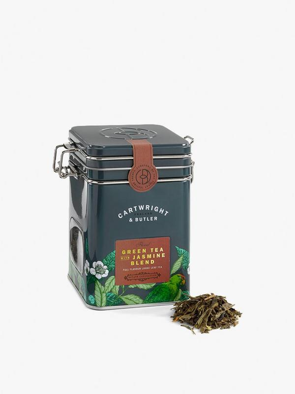 Cartwright & Butler Green Tea Jasmine Caddy