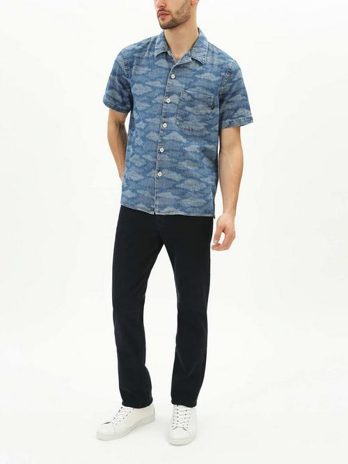 PS Paul Smith Cloud Camo Shirt