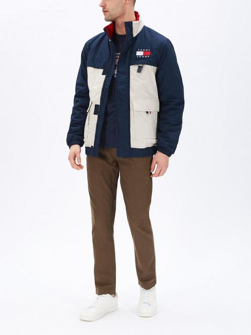 Tommy Jeans Colourblock Jacket