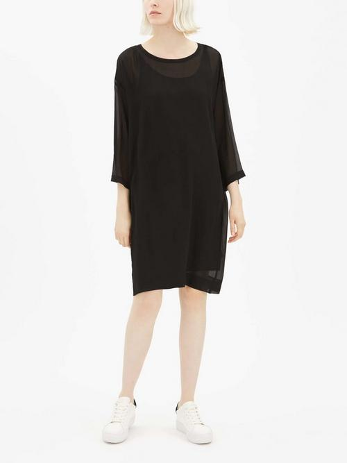 Eileen Fisher Ballet Neck Dress