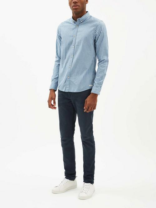 Scotch & Soda Stripe Oxford Shirt