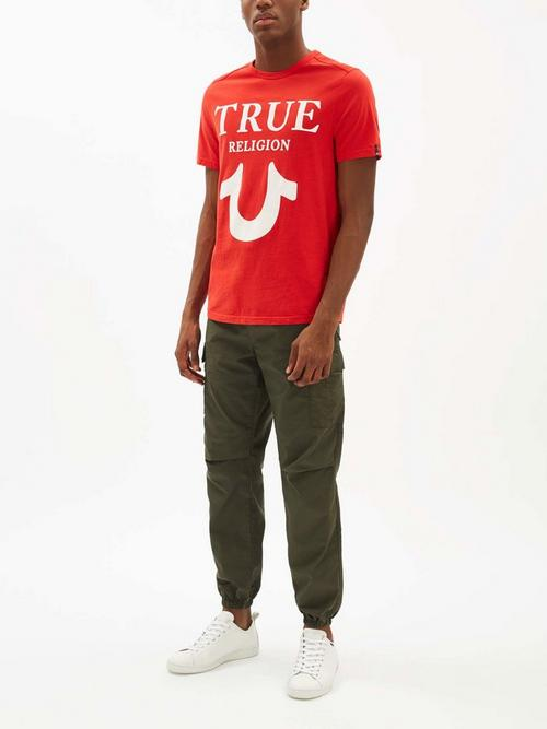 True Religion Logo T-Shirt