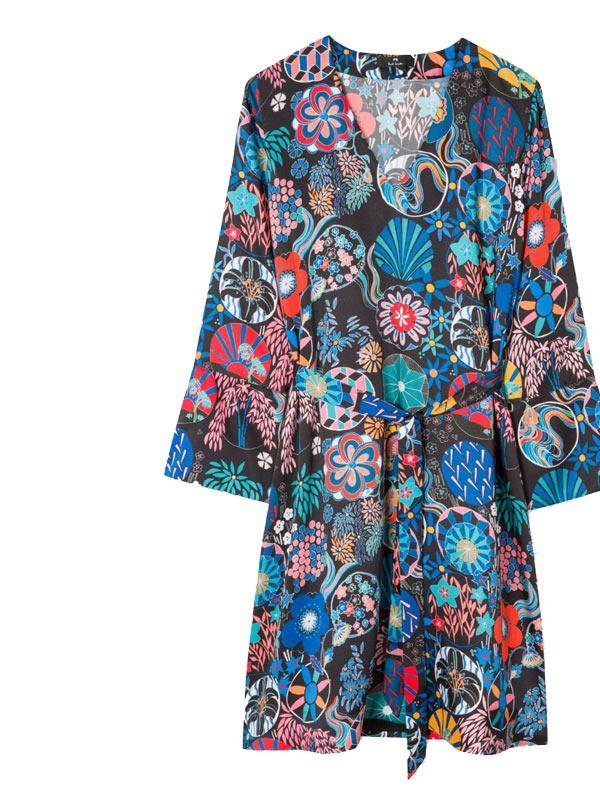 Paul Smith Enso Floral Dress