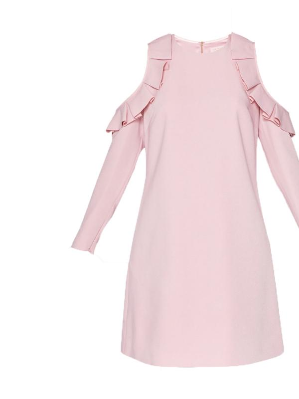 Ted Baker Silara Dress in Pink