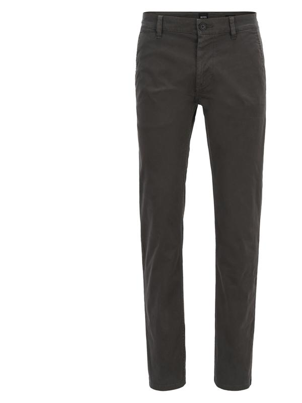 Hugo Boss Stretch Cotton Slim Fit Trousers