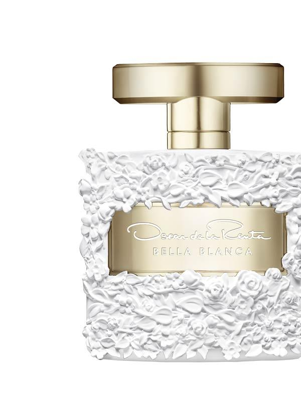 Bottle of Oscar de la Renta Bella Blanca