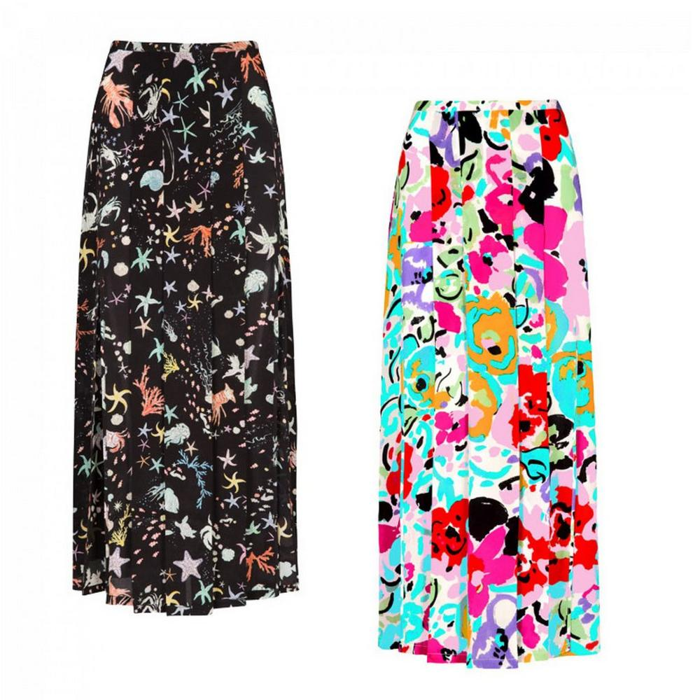 Rixo London Patterned Skirts