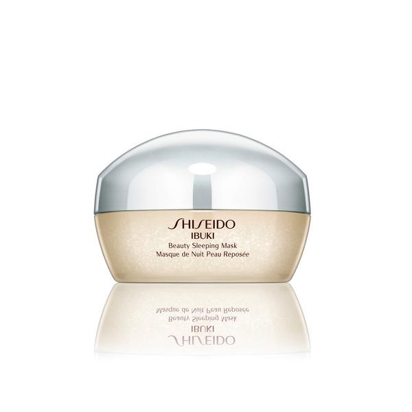 Shiseido's Sleeping Mask