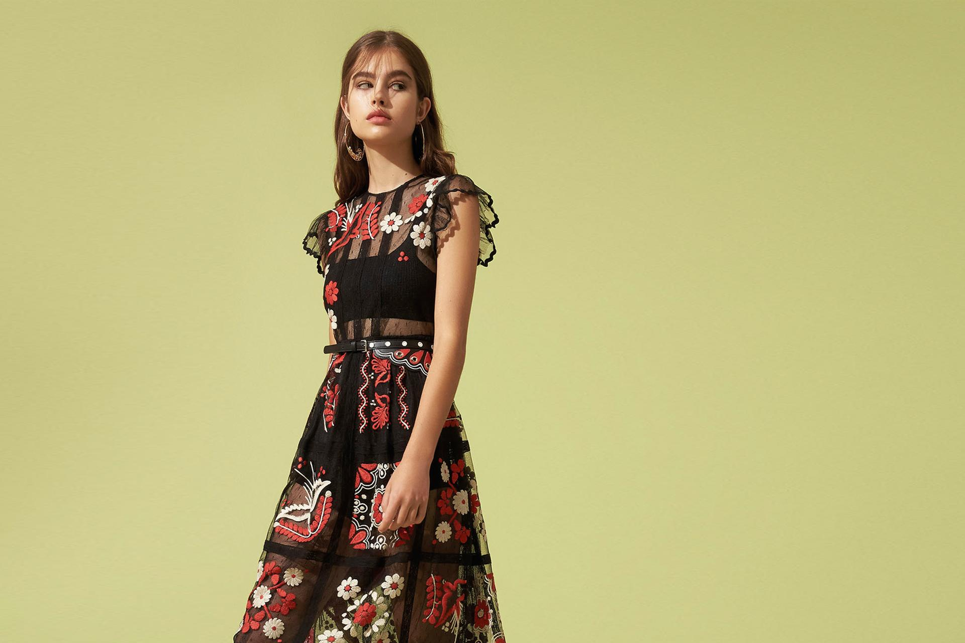 red valentino brand highlight