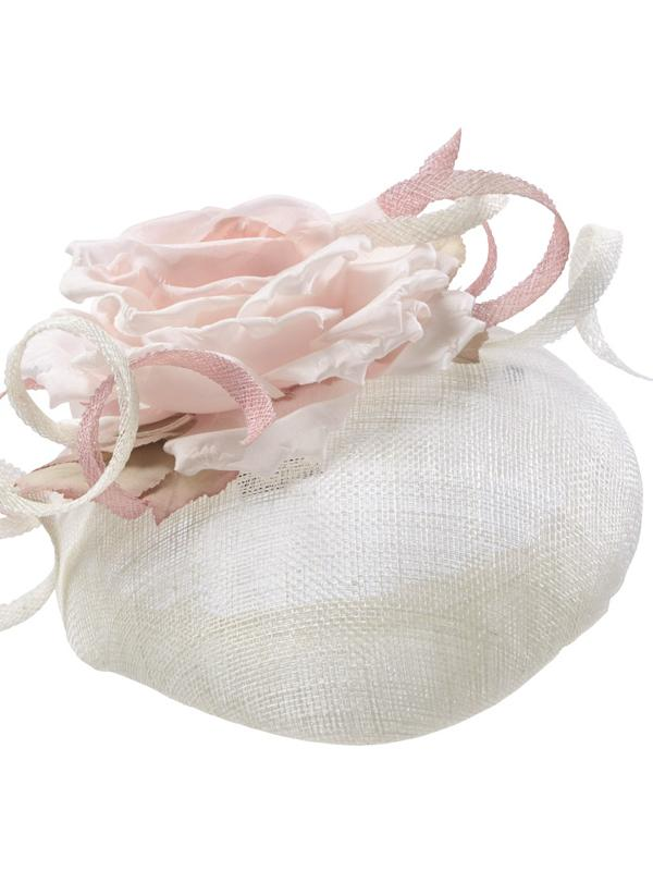 White and pink Hostie Hats Kir