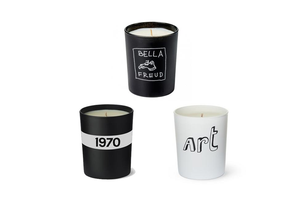 Bella Freud 1970, Original 1970 and Art Candle
