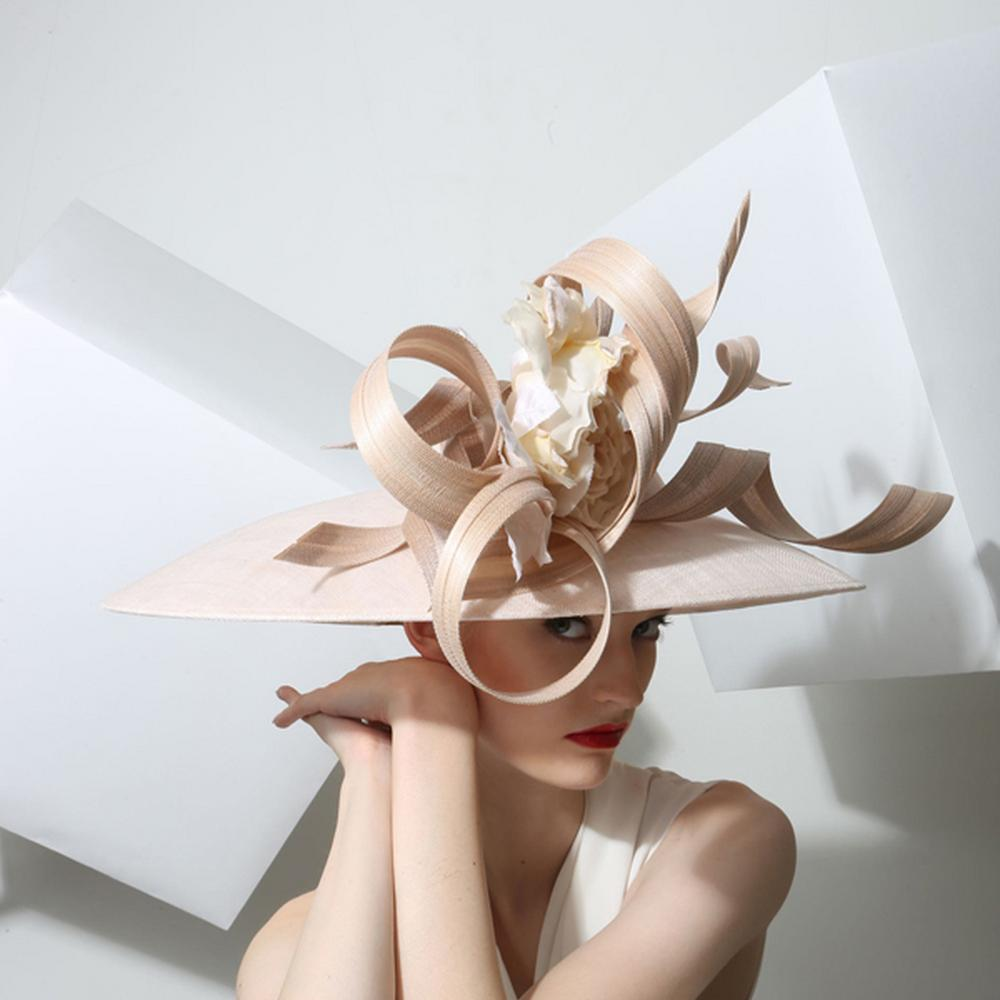 Philip Treacy Nude Hat