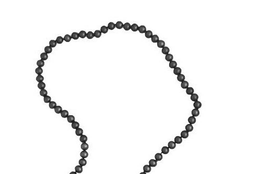 La Luxe Lariat Pearl Necklace