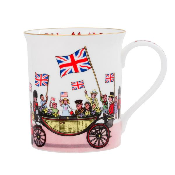 Alison Gardiner Royal Wedding Mug