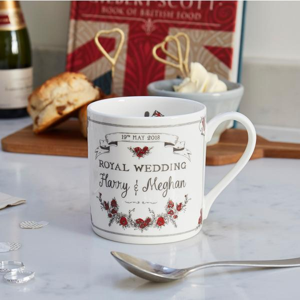 Victoria Eggs Royal Wedding Mug