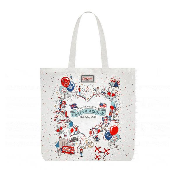 Harry and Meghan Royal Wedding Tote