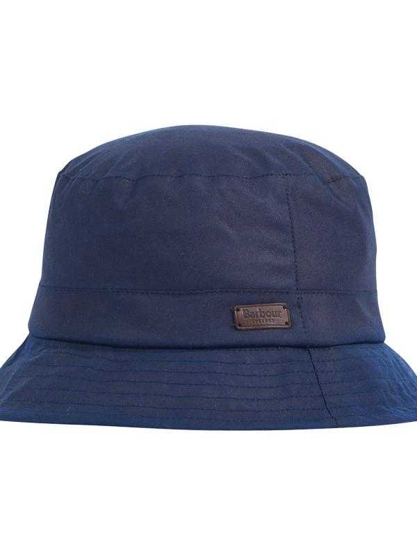 Barbour Bucket Hat in Blue