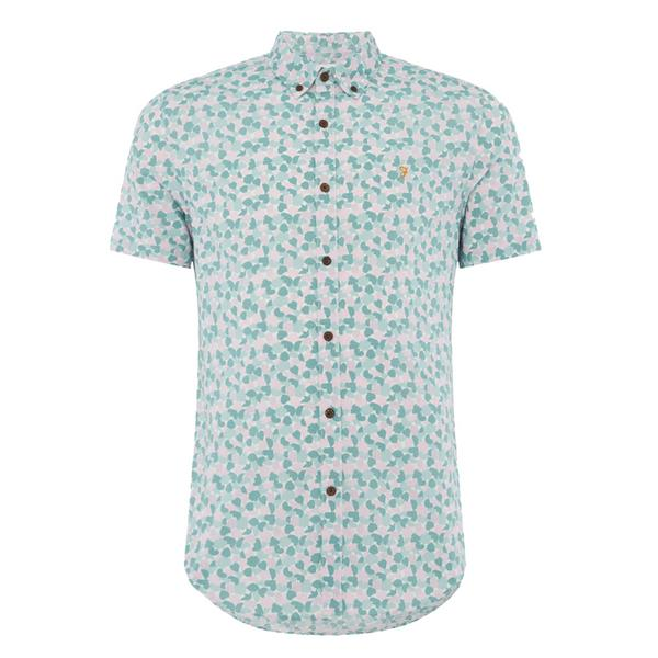 Farah Playas Short Sleeve Shirt