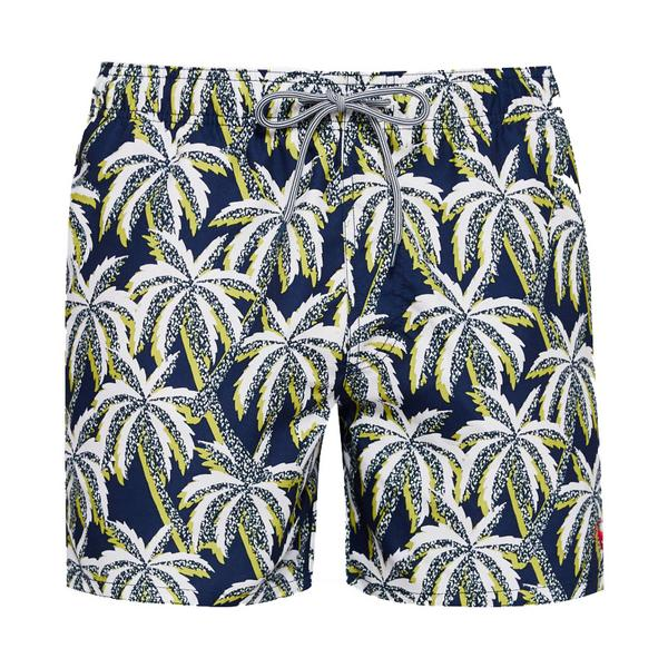 Ted Baker Hoppah Palm Print Trunks