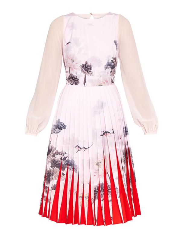 Ted Baker Pritcha Lake of Dreams Dress