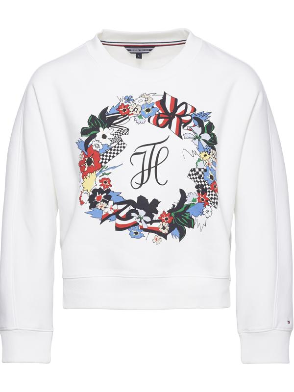 Tommy Hilfiger Racing Monogram Sweatshirt