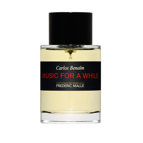 Frederic Malle Music For A While by Carlos Benaïm