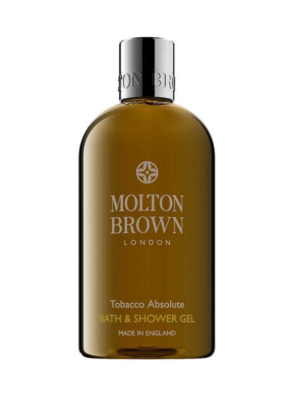 Molton Brown Tobacco Absolute Bath and Shower Gel