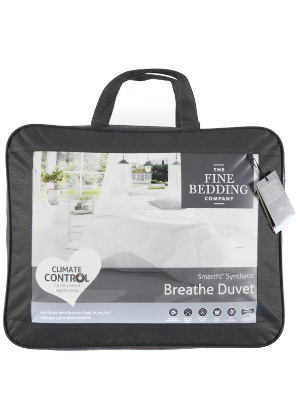 The Fine Bedding Co Climate Control Breathe Duvet
