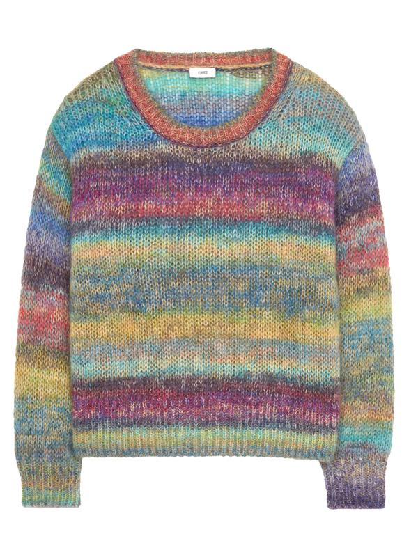 Closed Multi-Coloured Knit Jumper