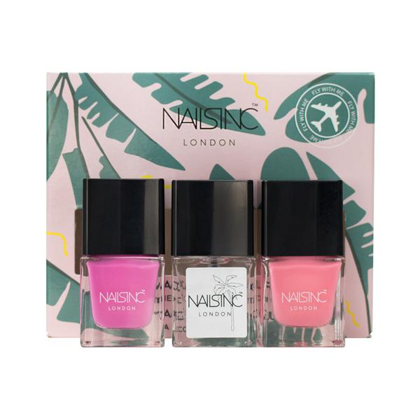 Nails inc Vacay in Colour Collection