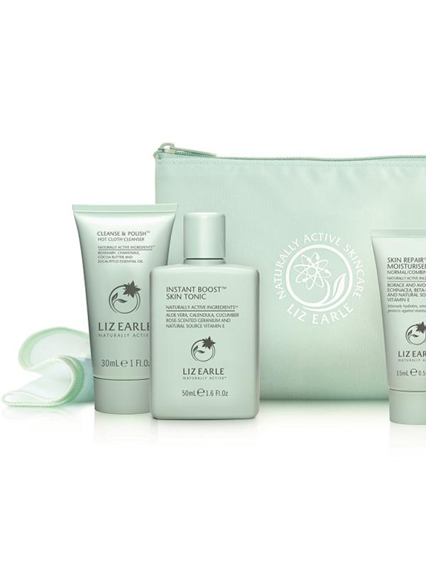 Liz Earle Essentials Try-Me Kit
